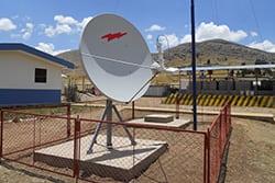 VSAT Site in Peru