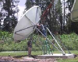 C-Band Antenna