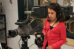 Private TV Studio