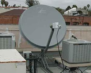 KU Band Antenna