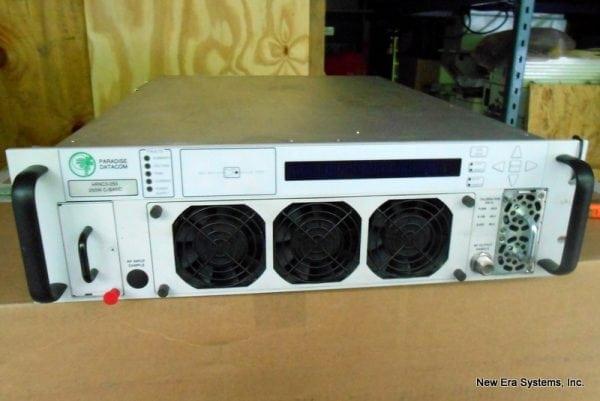 Paradise HPAC3-250 250W C-Band SSPA