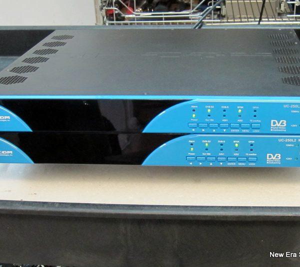 DVB S/S2 L-BAND MODULATOR