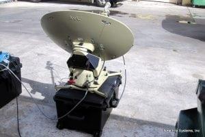 KU Band AVL 75cm Mobile VSAT Systems