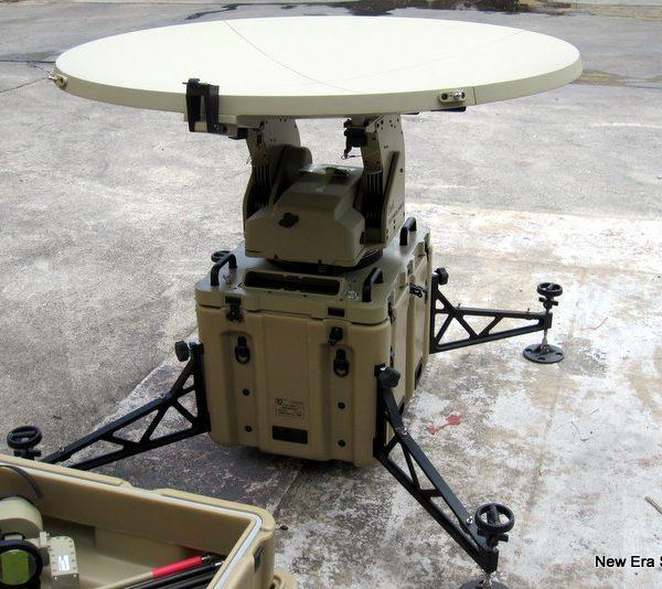 1.2m Mobile VSAT Antenna