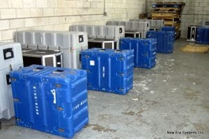 Tracstar Systems AVL in cases