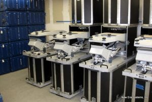 Tracstar Systems AVL out of cases