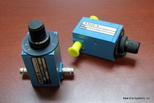 Arra variable attenuators