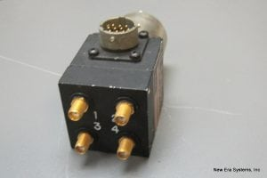 LNR 4 Port Coax Switch
