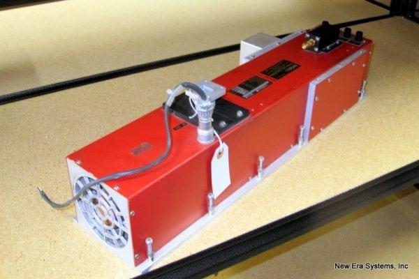 Varian VTJU-6393M1 Power Tube