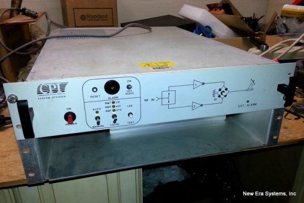 CPI Redundancy switch