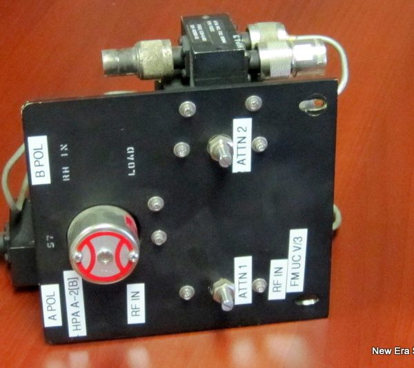 ATM-Sector Microwave Switch