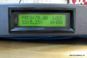 3470 Beacon Tracking Receiver