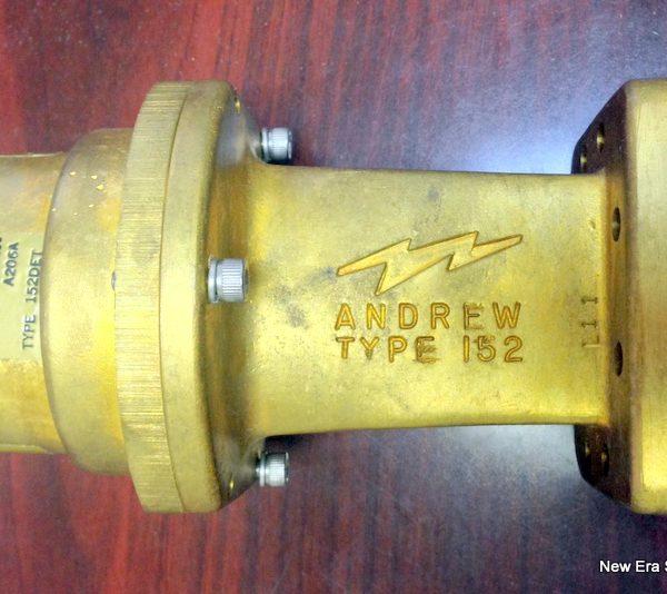 Andrew 152DET Elliptical