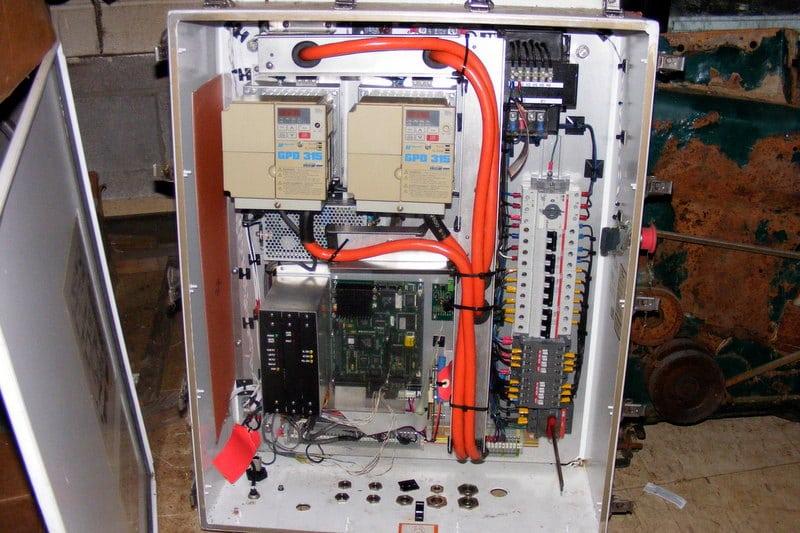 ANDREW ASC 3000 ANTENNA CONTROLLER - New Era Systems