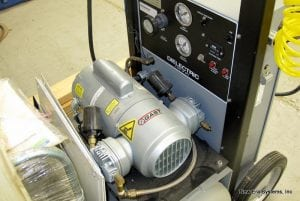 Waveguide Dielectric Dehydrator