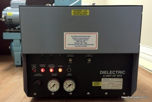 Dielectric 850C Waveguide Dehydrator
