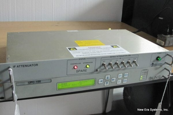 LNR L3 Uplink Power Control system