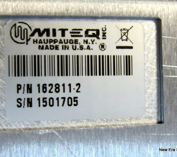 Miteq U9953-6 C-Band Up Converter