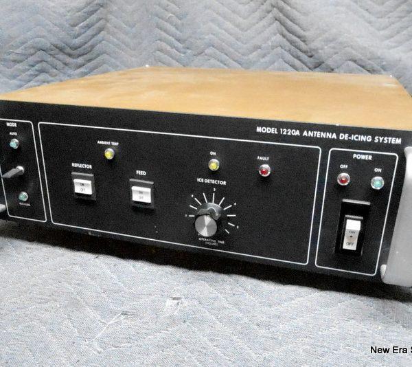 Vertex 1220A De-Ice Controller