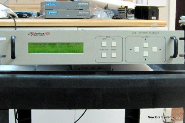 Vertex 253 Beacon Tracking Receiver