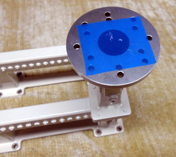 KU-Band 4 Port TX/RX Feed Diplexer