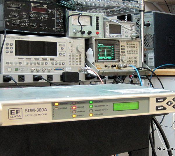 SDM-300A Satellite Modem