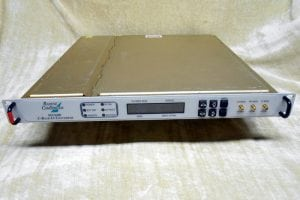 RADYNE SFC6400 C BAND UP CONVERTER 140 MHz
