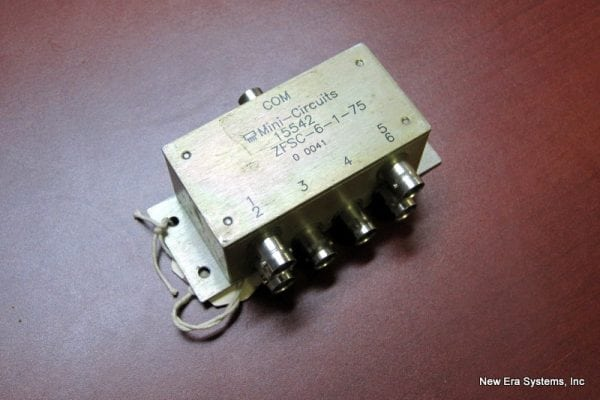 Mini-Circuits ZFC-6-1-75 -a