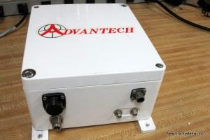 Advantech L-Band to C-Band Up Converter
