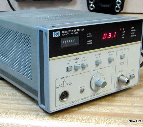 HP 436A Power Meter