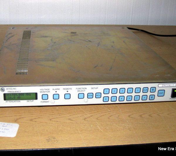 Miteq D-9649 KU-Band Downconverter