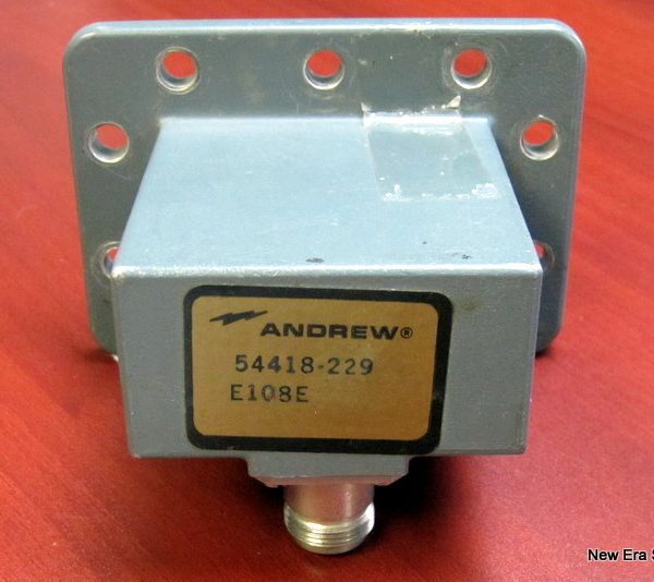 Andrew 54419 CPR229 to Type N Adapter