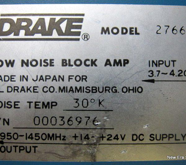 Drake Model 2766 C-Band LNB