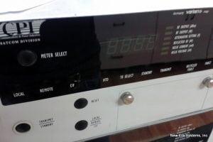 CPI VZU6992 200W KU-Band TWTA