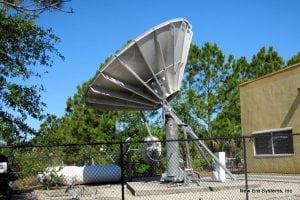 Vertex 6.3M KPK Cassegrain KU-Band Antenna