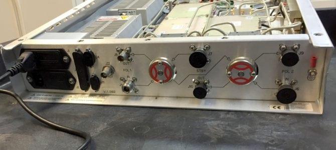 We Refurbish and Repair Satellite Equipment