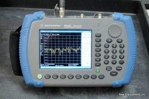 N9344C Handheld Spectrum Analyzer (HSA), 20 GHz
