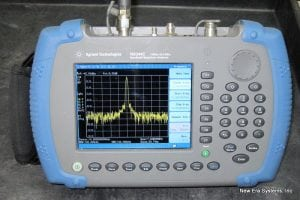 N9344C Handheld Spectrum Analyzer (HSA), 20 GHz