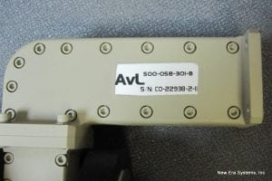 AVL KU-Band Mobile Antenna Feed