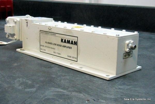 Locus RF-2130-100-60-C KU-Band LNA