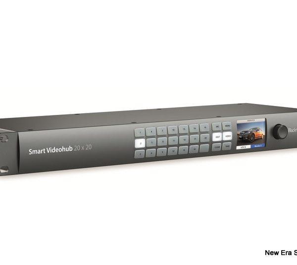 Blackmagic Smart Video Hub 20X20