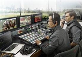 Top Quality TV Broadcast Studio