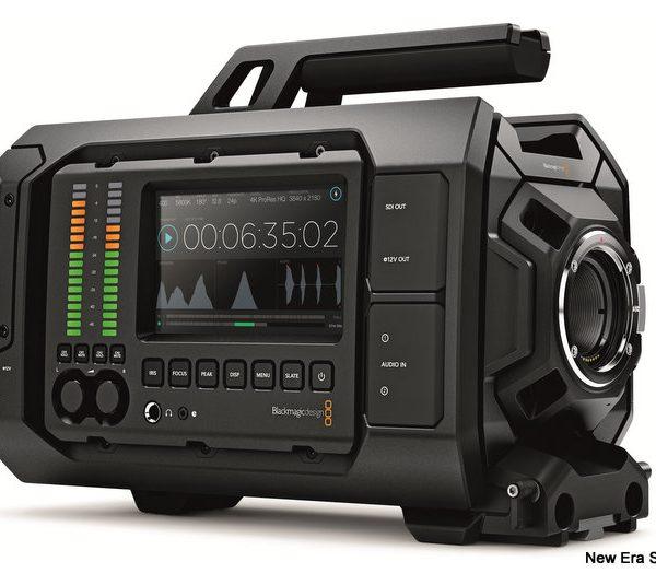 Blackmagic URSA Cinema Camera - EF