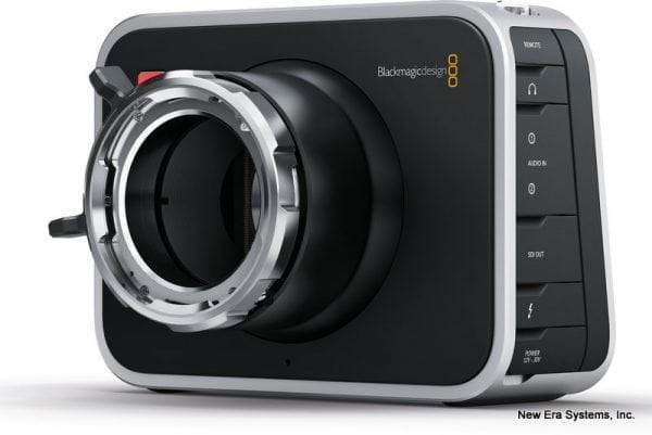 BlackMagic Cinema Camera - MFT