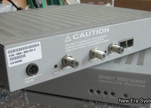 iDirect iNfiniti 3100 Satellite Router