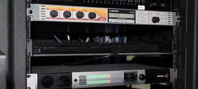 Blackmagic Design, Top Quality TV Broadcast Studio