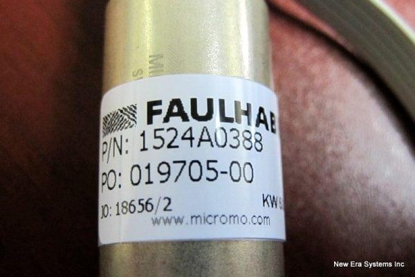 Faulhaber DC Gear Motor