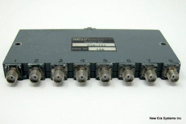 MCLI 8-Port KU-Band RF Splitter