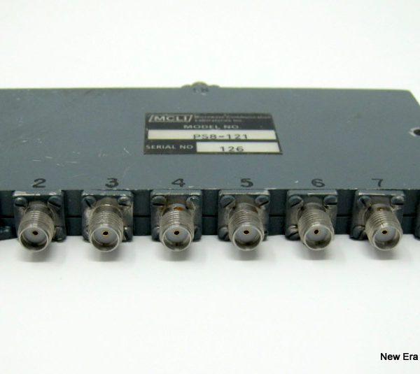 MCLI 8-Port KU-Band RF Splitter