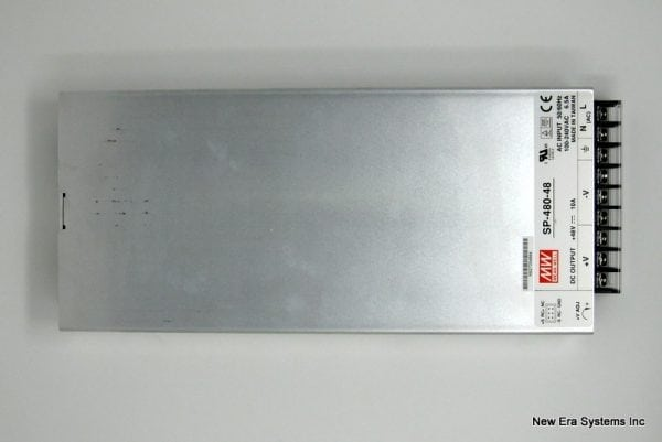 Meanwell SP-480-48 48VDC Power Supply